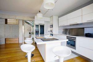 maison cuisine luxe