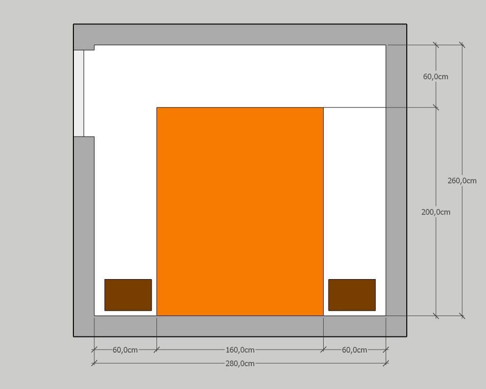 Surface Standard Salle De Bain les bonnes dimensions des pièces d'une maison