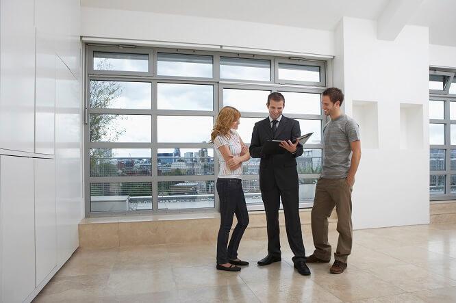maison agent immobilier