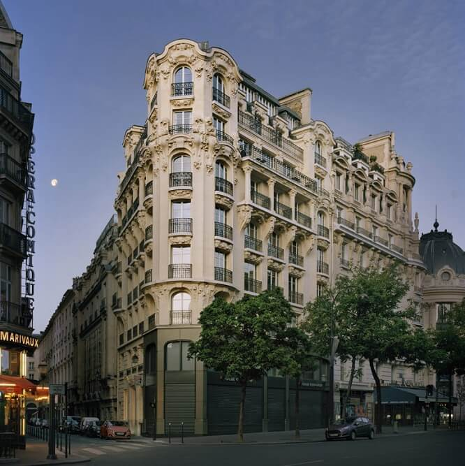 immeuble Paris Groupe Weiss